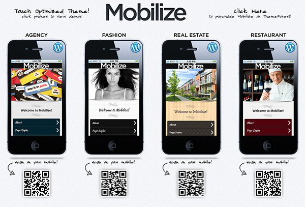 Create a Mobile-Friendly Site – Top 10 Mobile Themes for WordPress