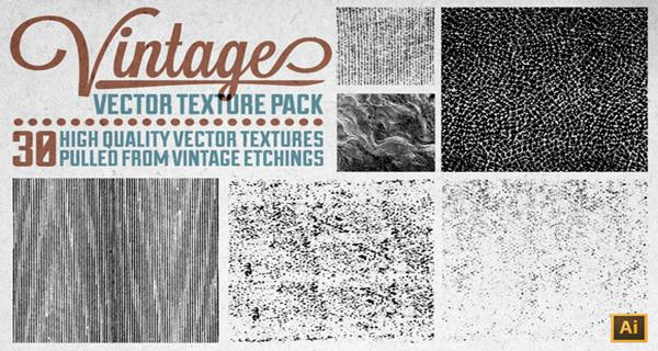 How to Make Vintage Vector Textures