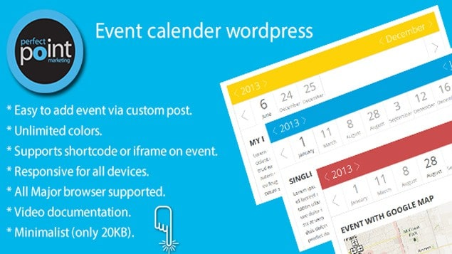 Wordpress Event Calendar Plugins Worth Considering
