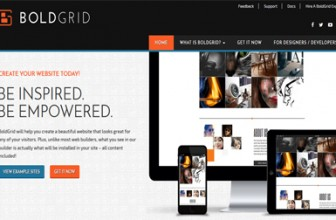 BoldGrid Review: How to Create a Website with BoldGrid in WordPress