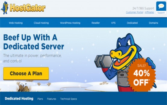 HostGator-Dedicated