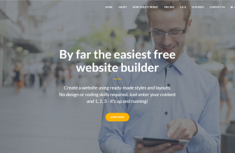 A Chat With Noam Alloush, Owner Of SITE123.Com: Stress Free Website Building For Free!