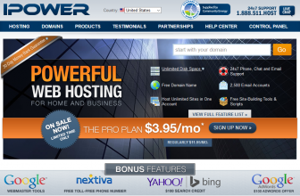 iPower Web Hosting Review 2015