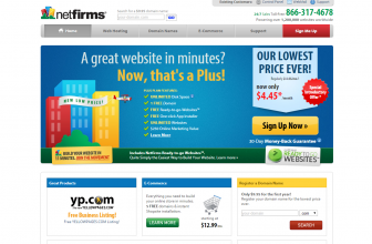 Netfirms In-Depth Web Hosting Review