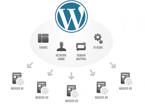 Benefits of using Multisite Network in WordPress