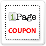 How do you get iPage coupons?