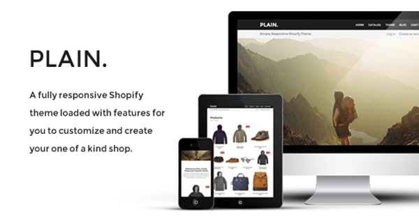 Best Responsive Shopify Themes For Ecommerce Websites - Shopify design templates