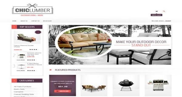 3Dcart Templates | 10 Best 3dcart Templates For Ecommerce Websites