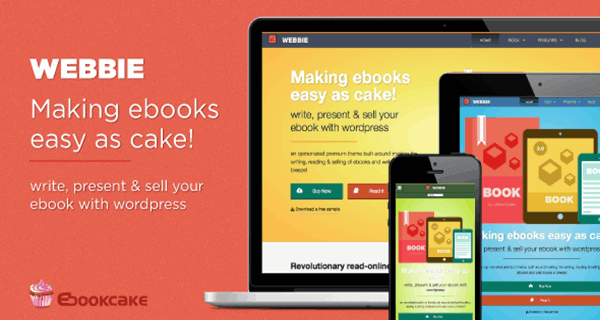 10 best wordpress book themes for authors and publishers