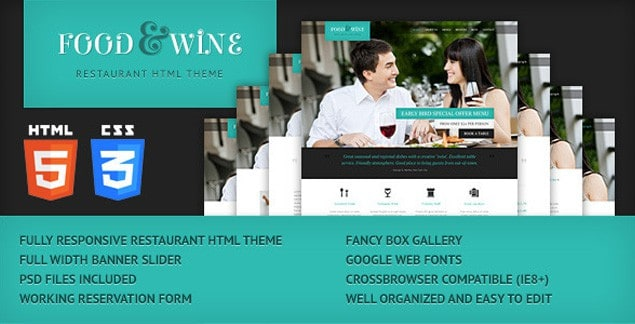 10 Best HTML Templates for Wineries