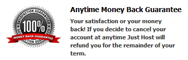 JustHost-Anytime-Money-Back-Guarantee