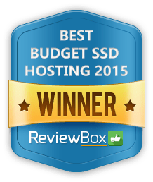 InMotion Wins Best SSD Hosting 2015