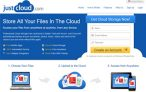 JustCloud – Home Plan